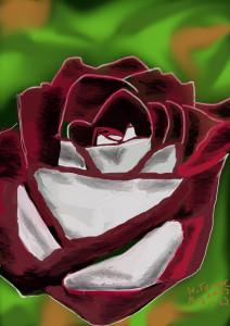 Osiria Rose.  August 9, 2015